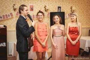 конкурс для девушек на свадьбе